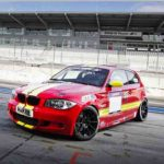 BMW 130i E81 race car