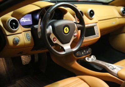 Interieur Ferrari California XTREM CAR